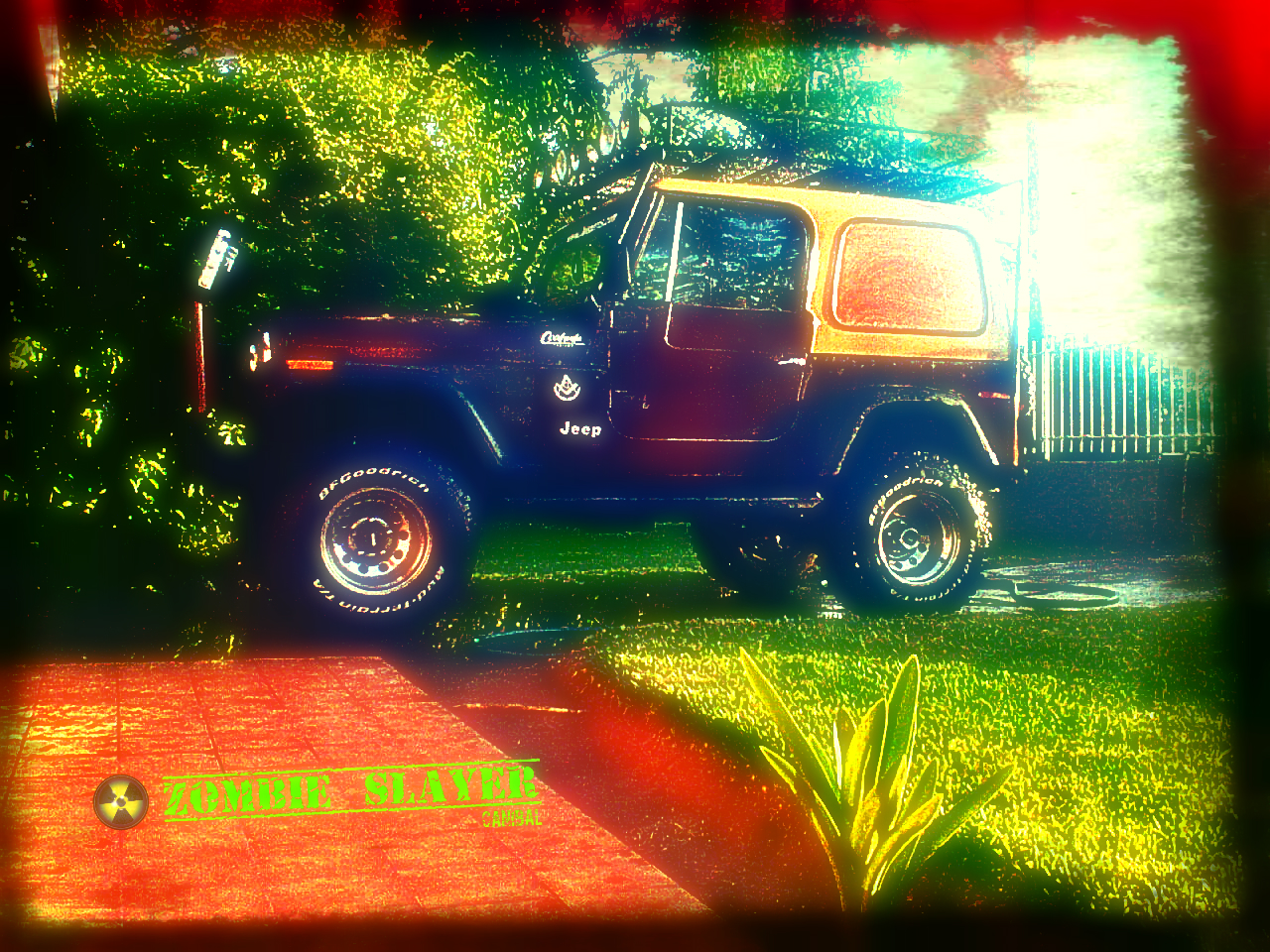 Canibal Oid's 1986 Jeep CJ7