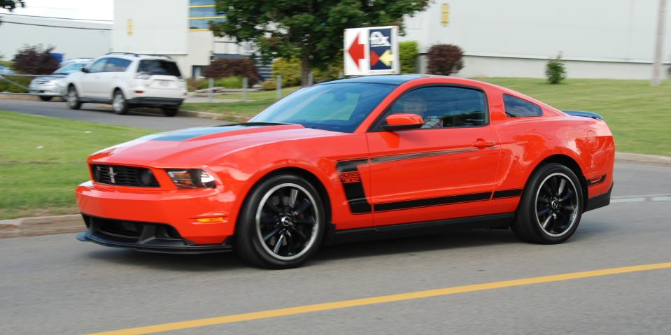 MustBoss302 2015 Ford Mustang