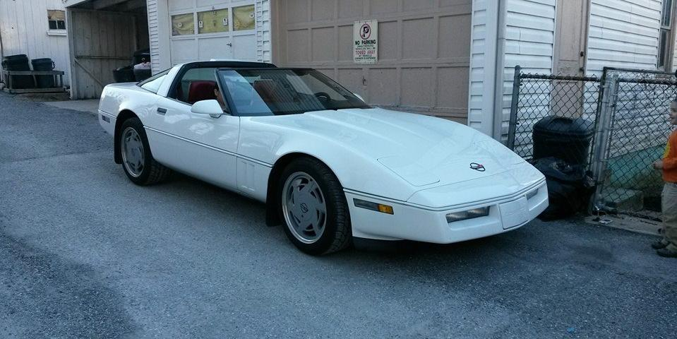 pontiac_assassin 1988 Chevrolet Corvette