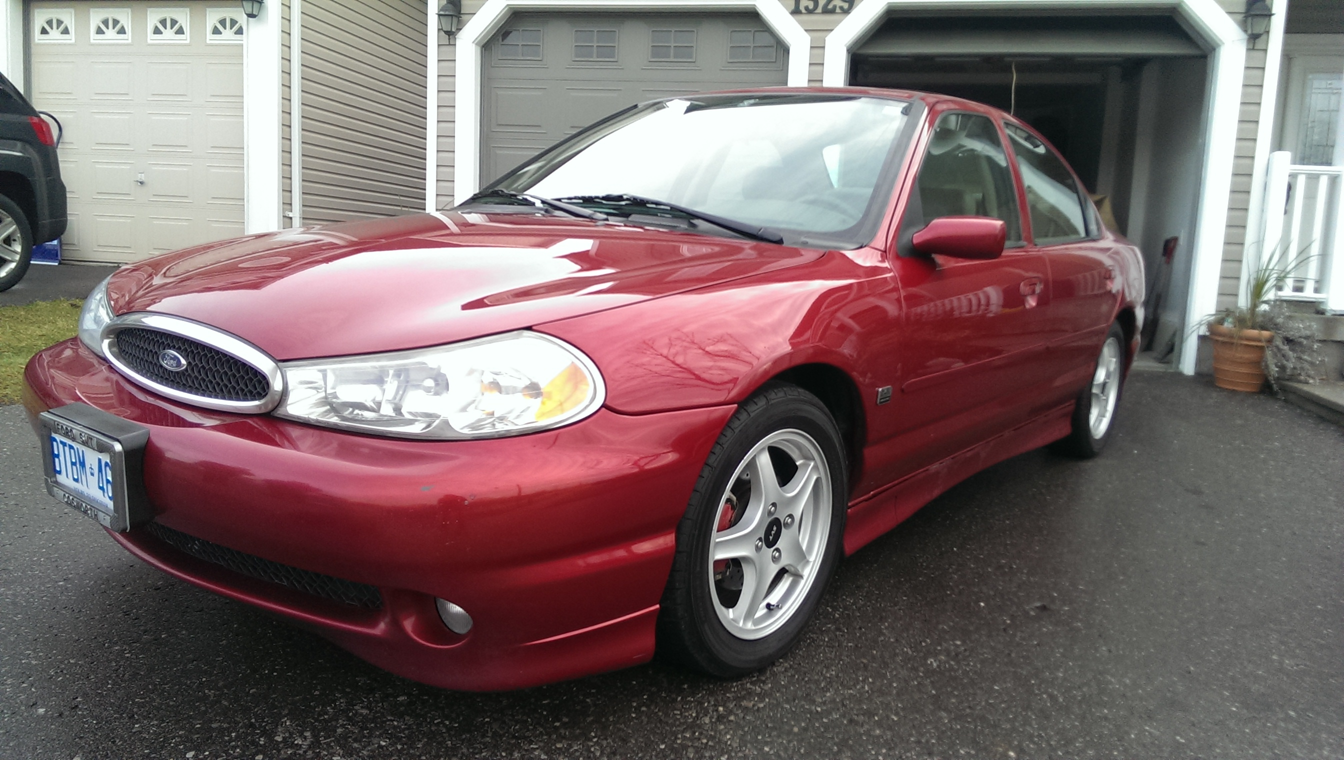 Spencer302 1999 ford contour