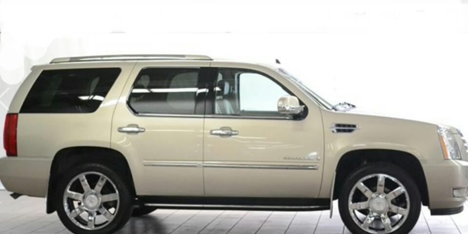 Mr Alpina B7 2009 Cadillac Escalade
