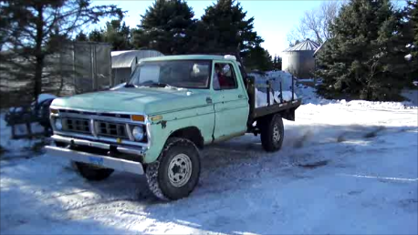 1977 Ford F150-Regular-Cab