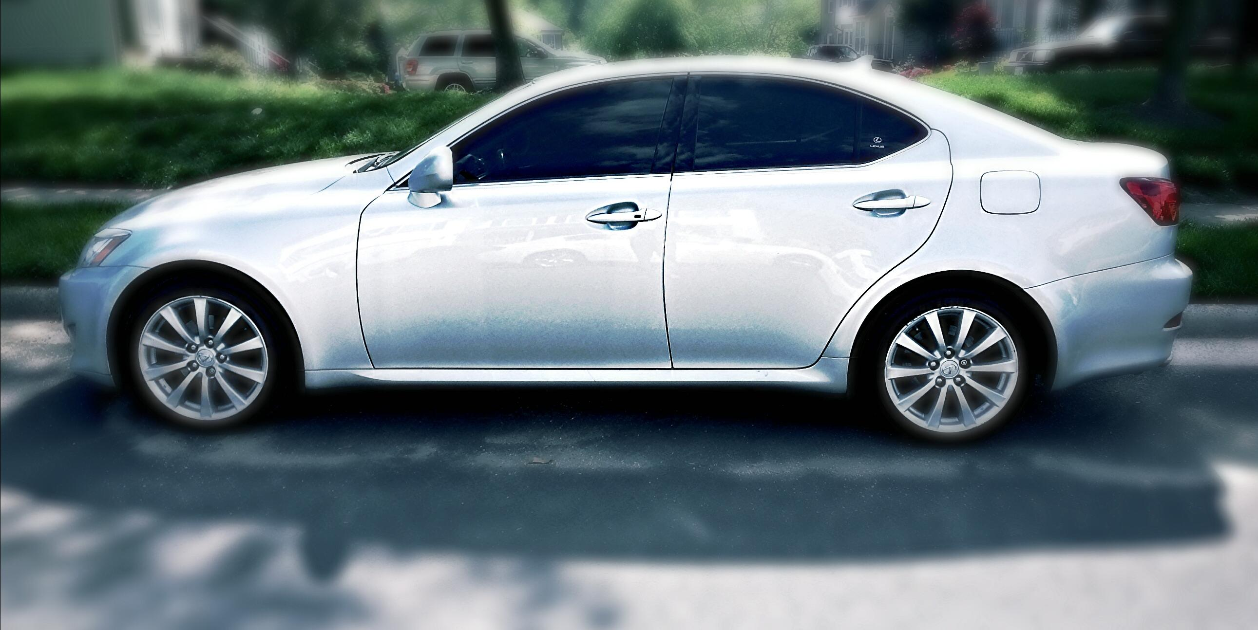 CHOOCHperez's 2008 Lexus IS