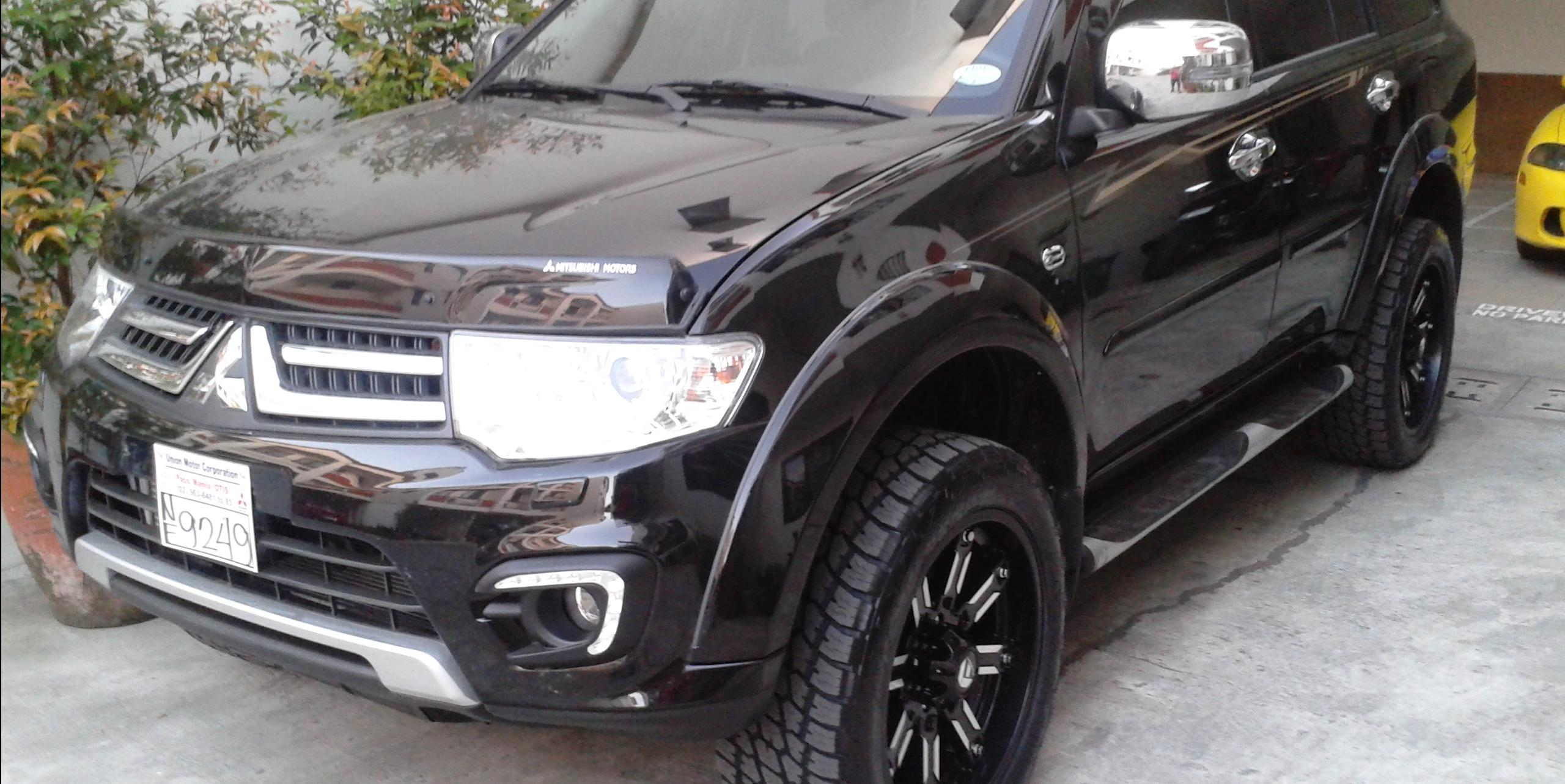 4g63ty 2015 Mitsubishi Montero Sportlimited Sport Utility 4d Specs