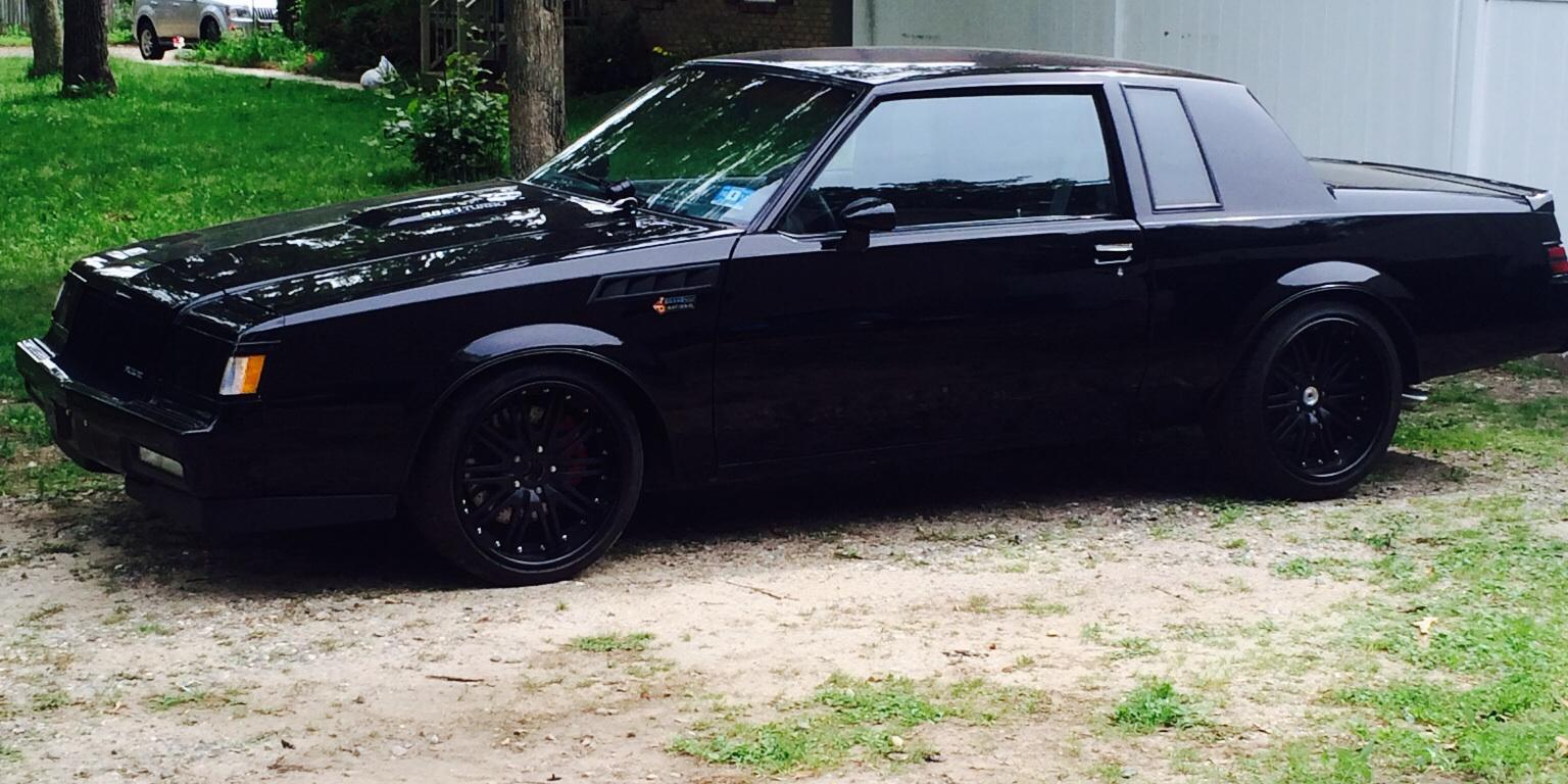 Turbotrix2004 1987 Buick Grand National Specs Photos