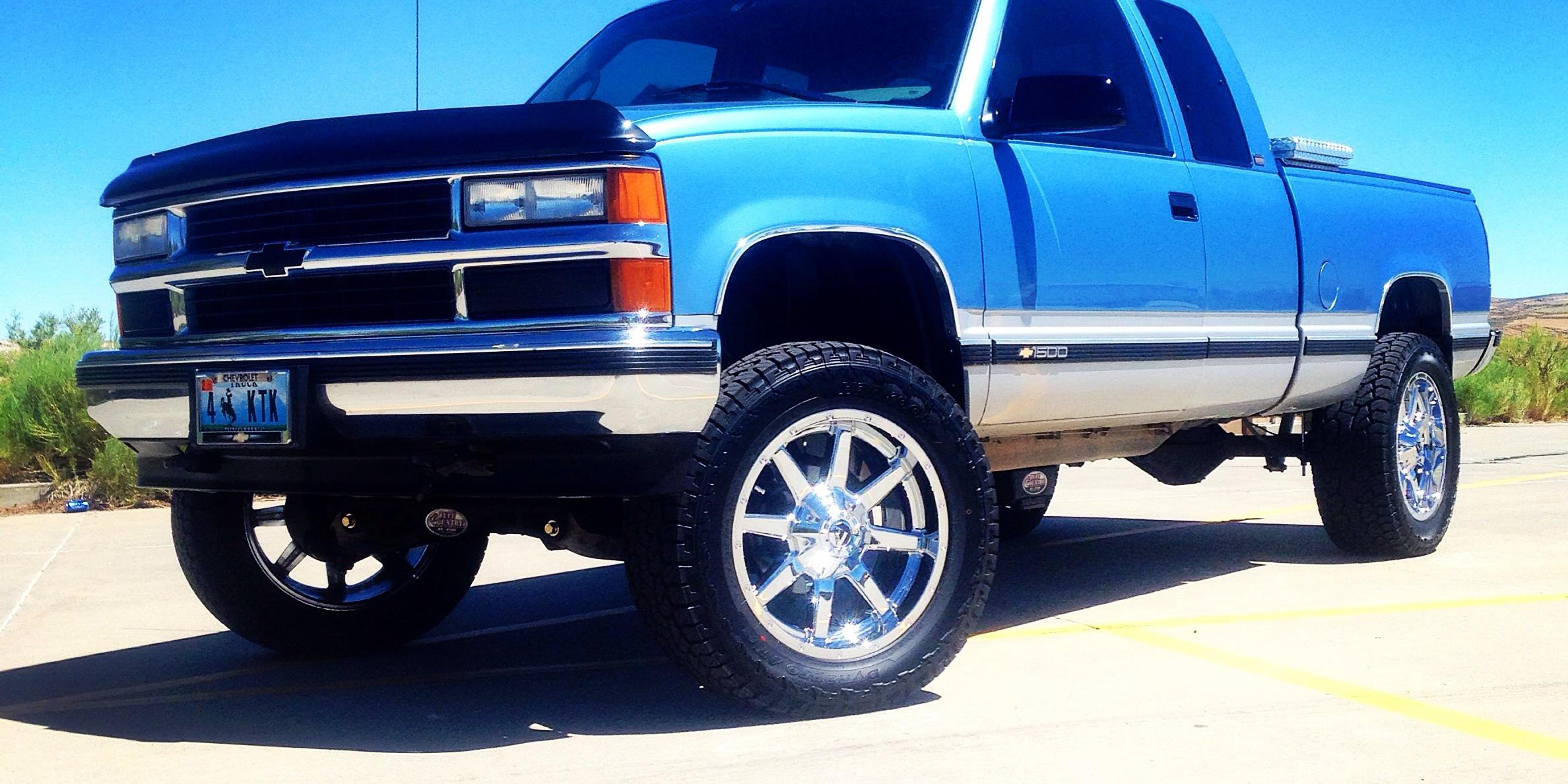2002 Chevy Silverado Extended Cab For Sale