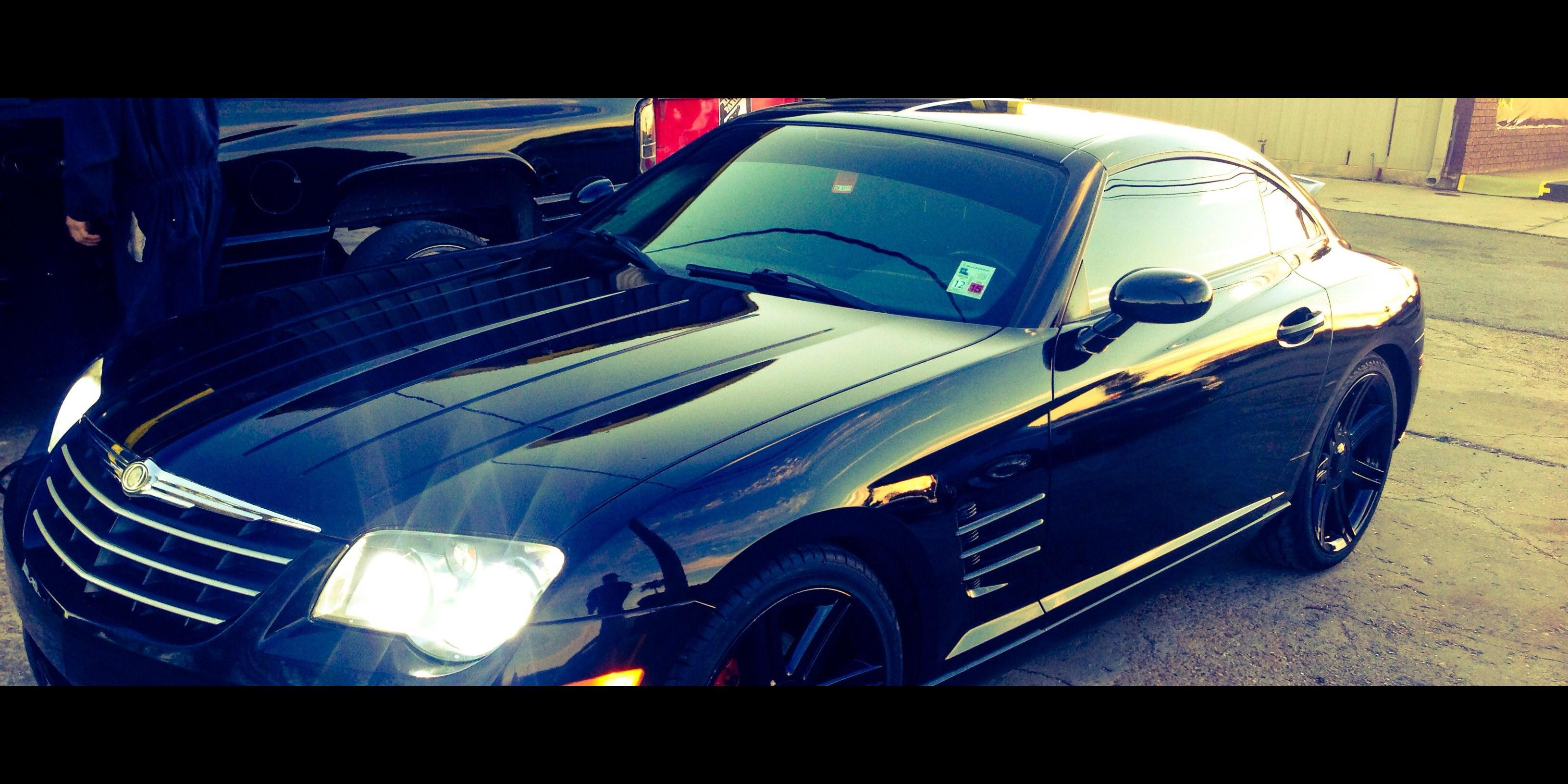 YoungKing's 2005 Chrysler Crossfire