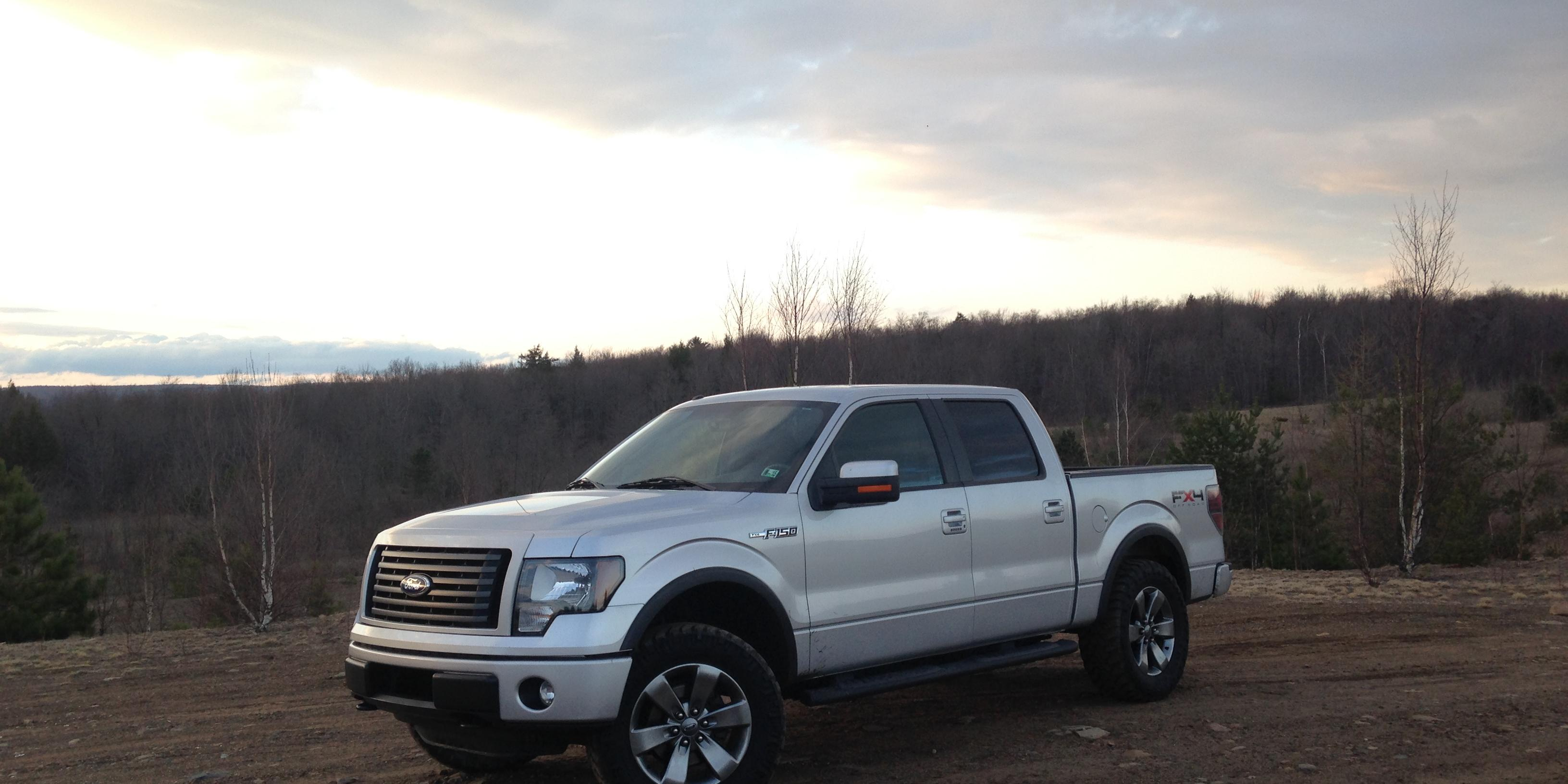 2011 Ford F150-SuperCrew-Cab