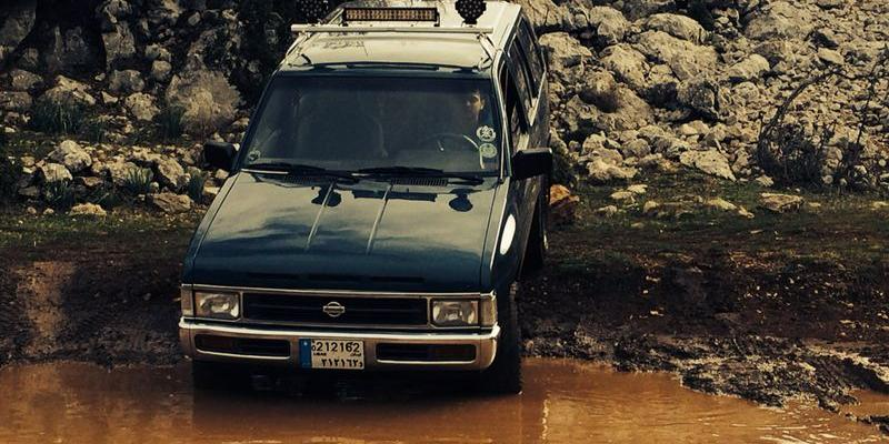 roudy saoud 1993 Nissan Pathfinder