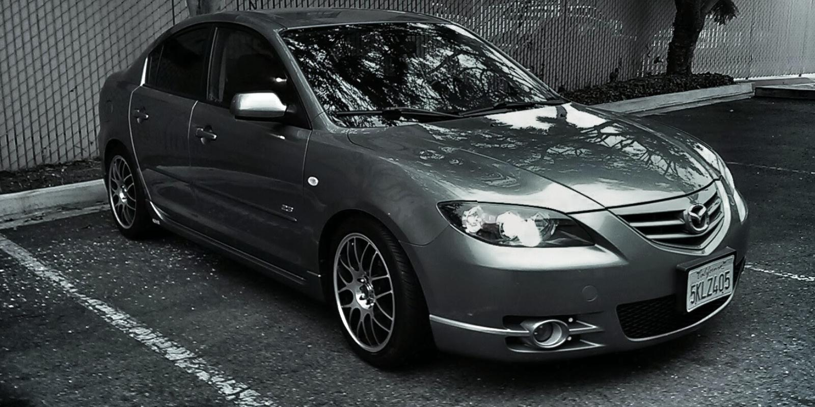 bigpap76 2005 mazda mazda3s sedan 4d specs photos. Black Bedroom Furniture Sets. Home Design Ideas