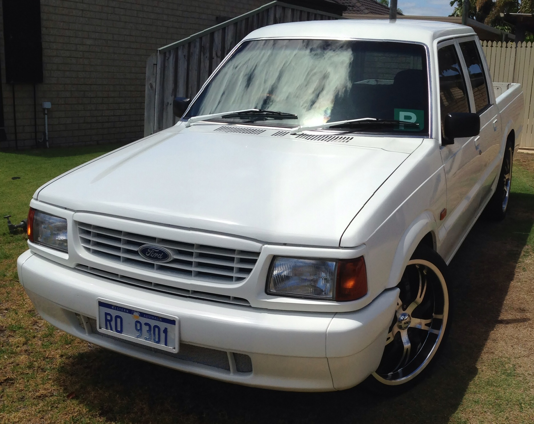courierjoey 1998 ford courier specs photos modification info at cardomain. Black Bedroom Furniture Sets. Home Design Ideas