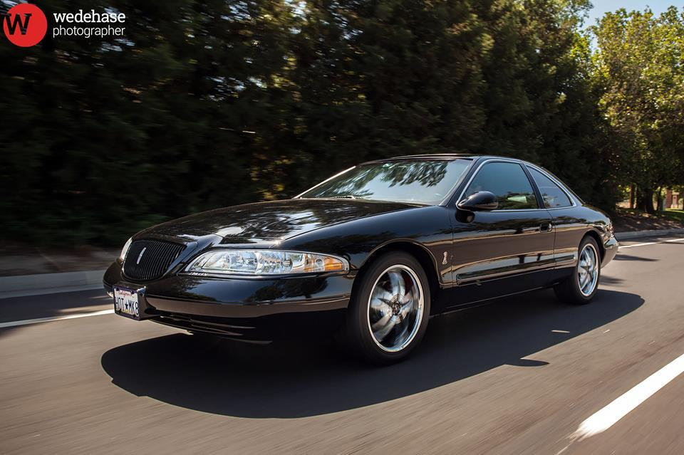 HOTMK8 1997 Lincoln Mark VIII