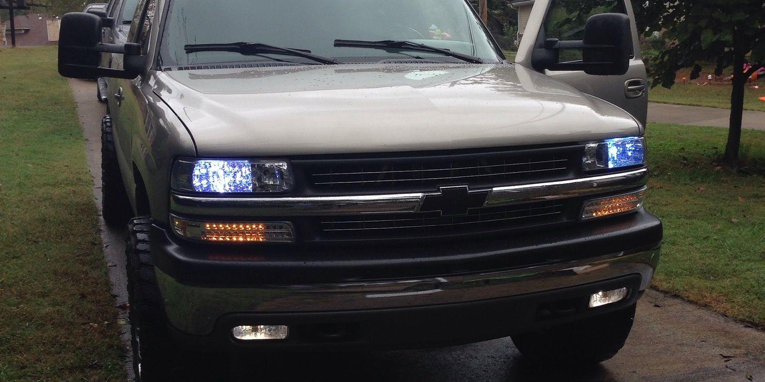 Dylan Suter 2000 Chevrolet 1500 Extended Cab
