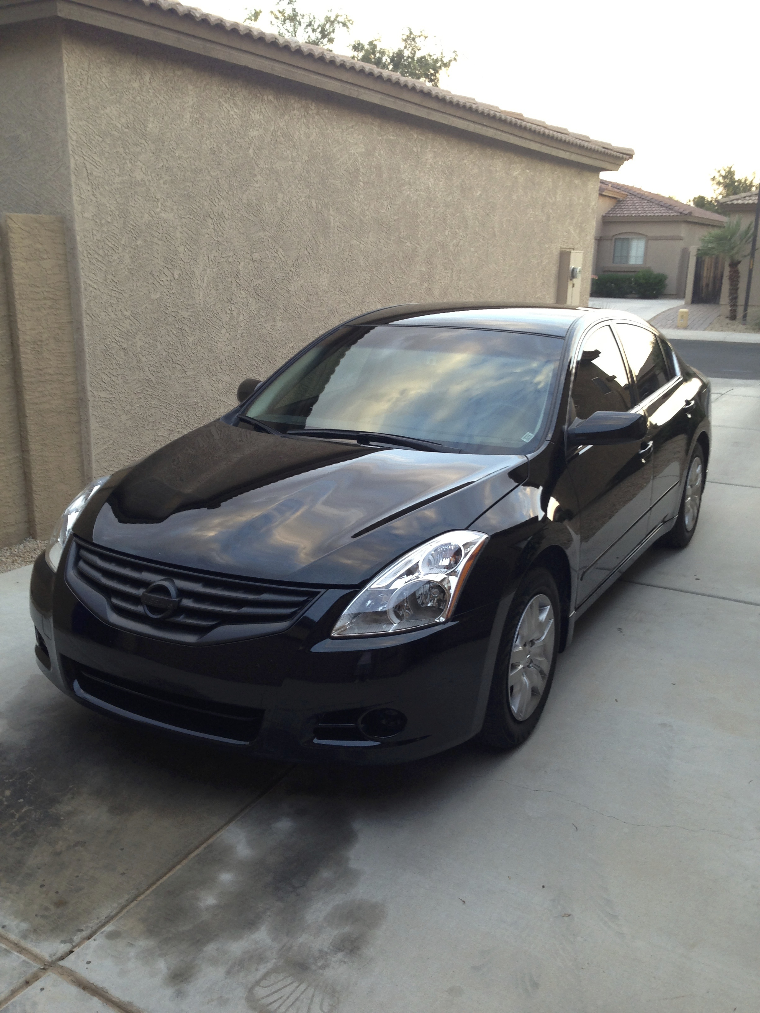 Alan Hurtado 2011 Nissan Altima