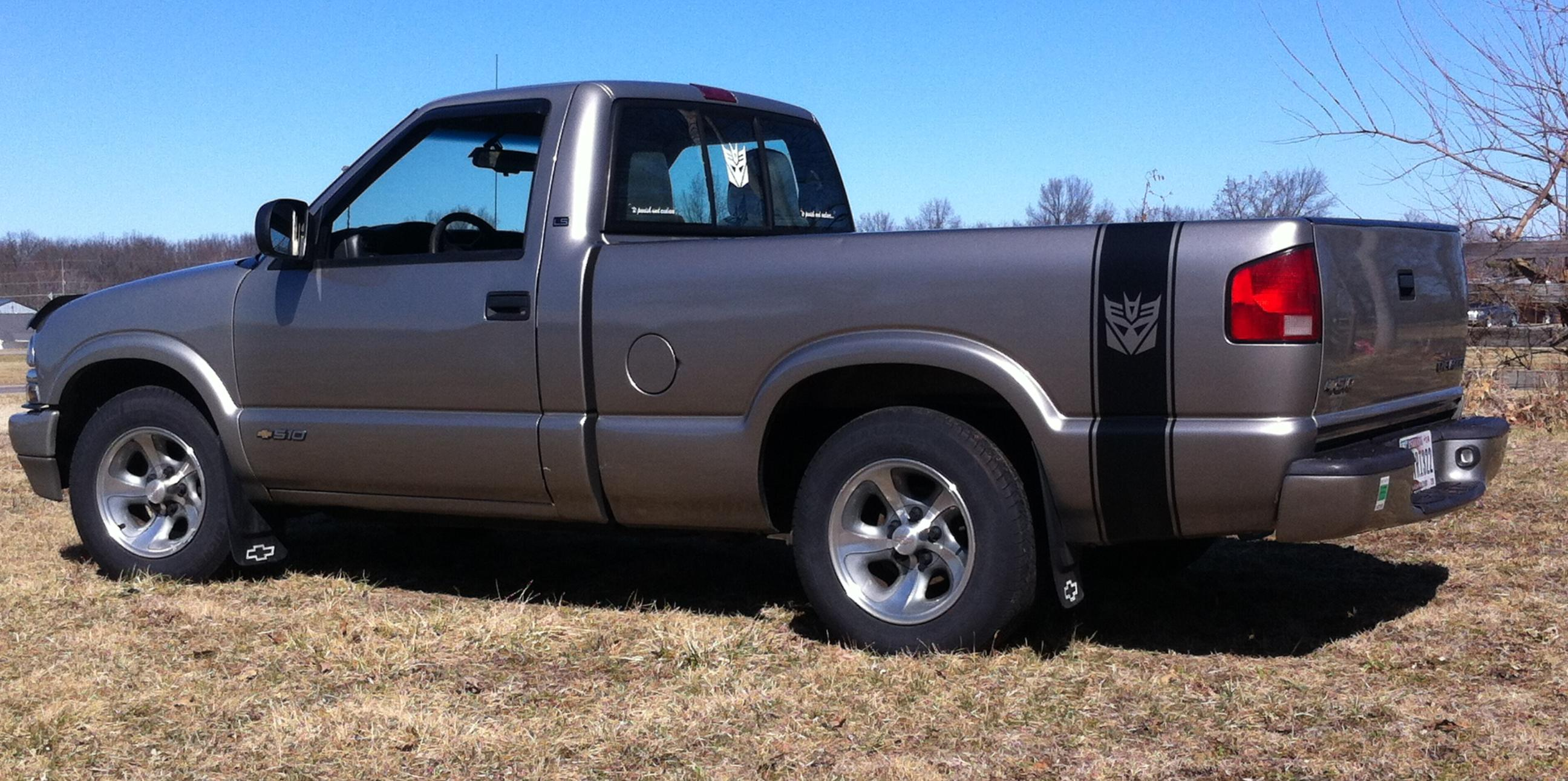 Ford Shelby Pickup >> csknight 2001 Chevrolet S10-Regular-CabLS-Pickup-2D-6-ft Specs, Photos, Modification Info at ...