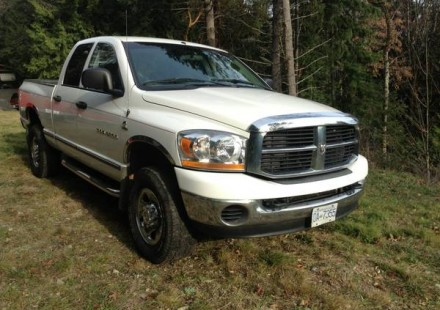 2006 Dodge Ram 2500 Regular Cab