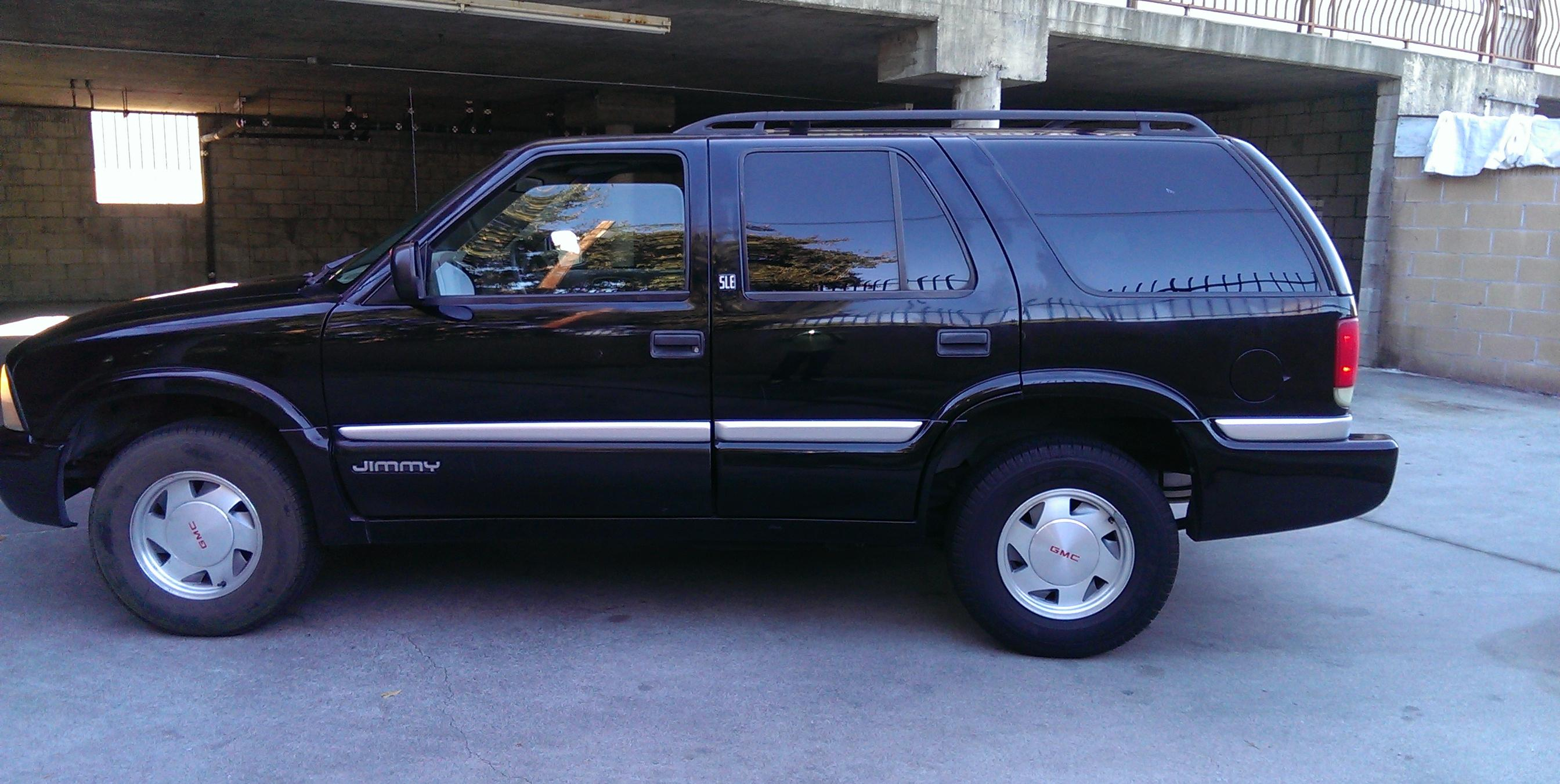 yourhighness's 1999 GMC Jimmy