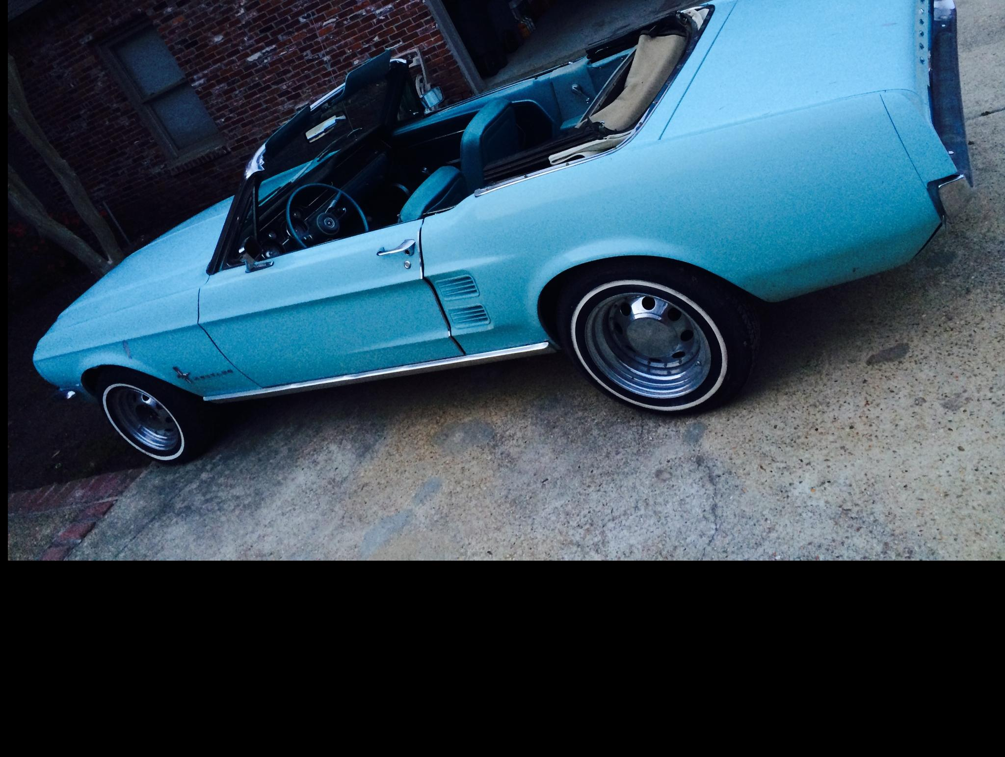kinch10 1967 Ford Mustang