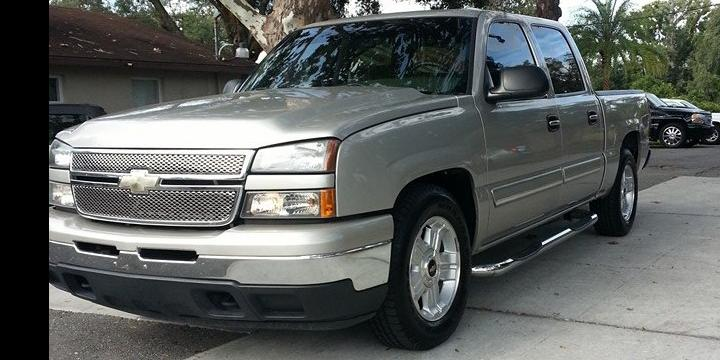 tbrays 2006 chevrolet silverado 1500 crew cab specs photos modification info at cardomain. Black Bedroom Furniture Sets. Home Design Ideas