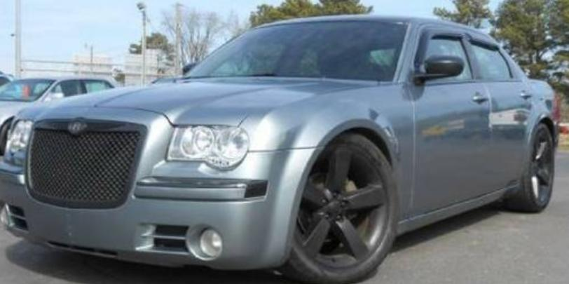 creechdaking 2007 Chrysler 300