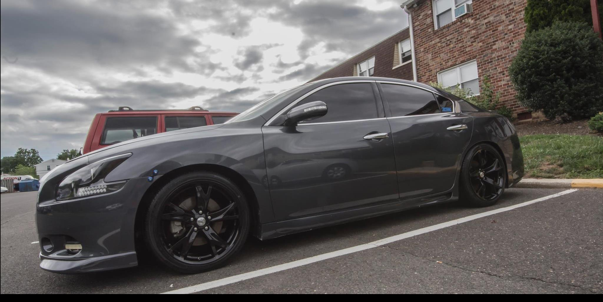 whitemax285 2012 Nissan Maxima Specs, Photos, Modification ...