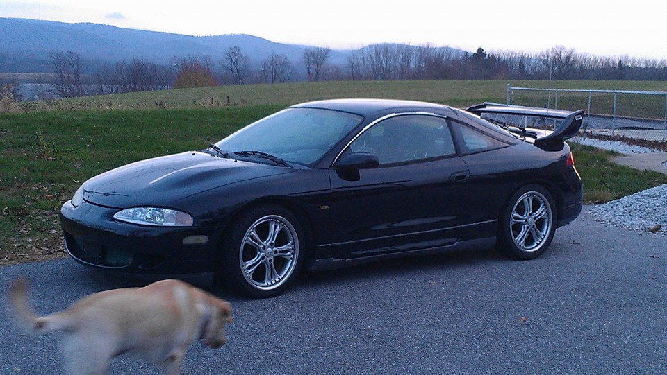 k9unit38 39 s 1995 mitsubishi eclipse gs t coupe 2d in shippensburg pa. Black Bedroom Furniture Sets. Home Design Ideas