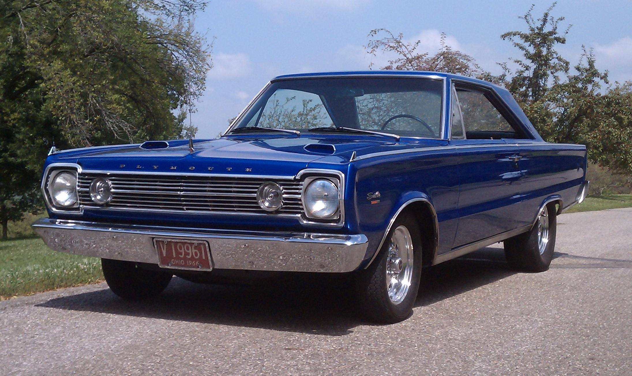 ChustinChay 1966 Plymouth Satellite