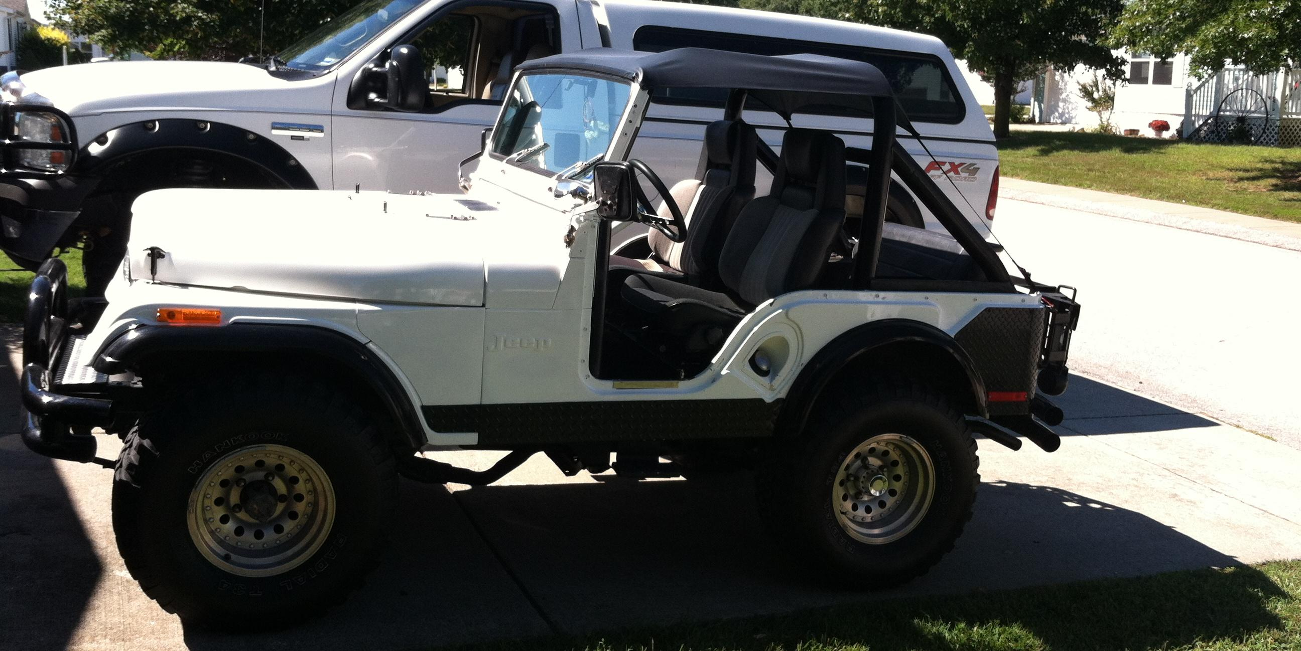 litelmac 1973 Jeep CJ5