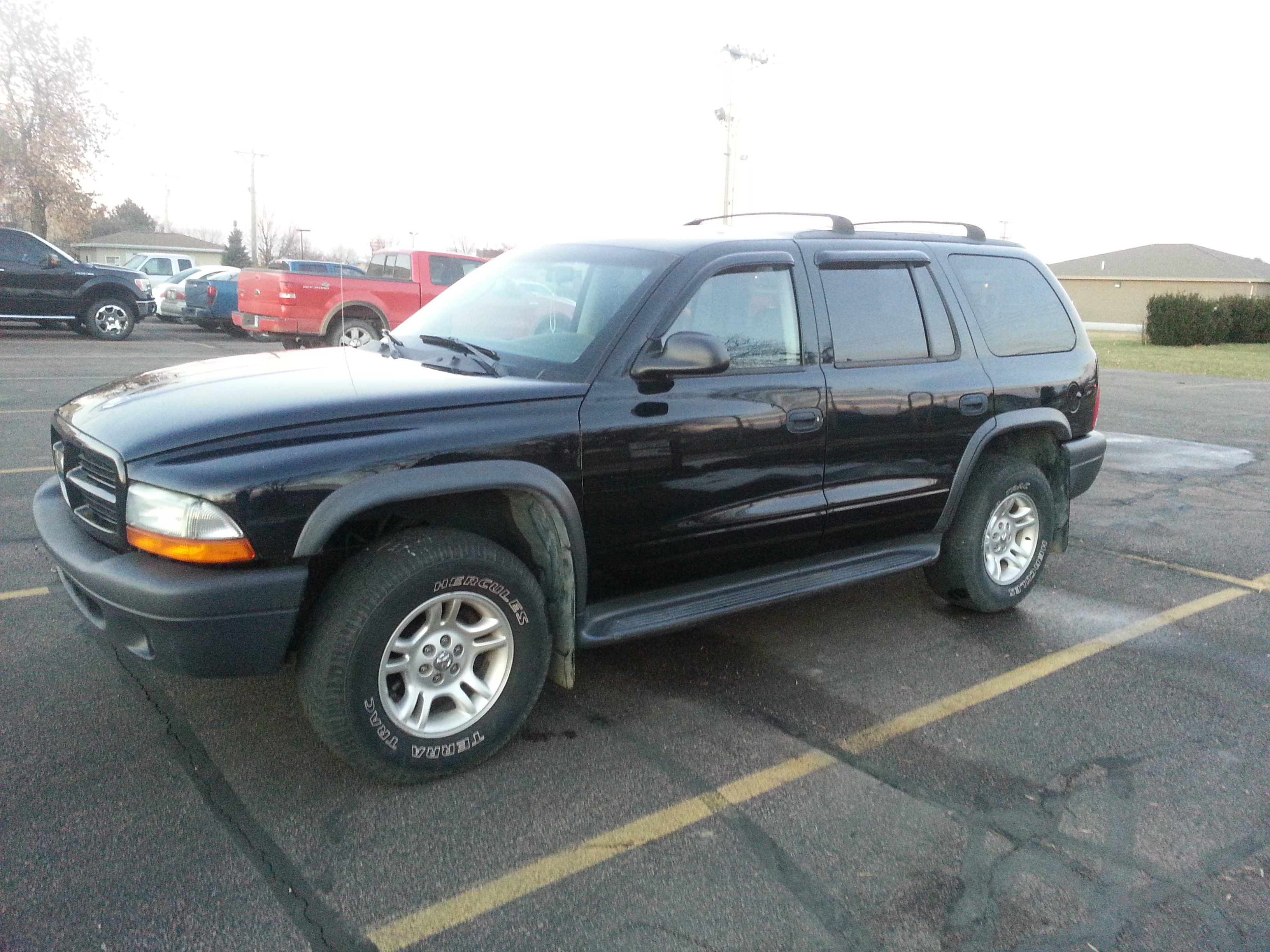 Jonathon nomiddlename shorosh 2003 dodge durango