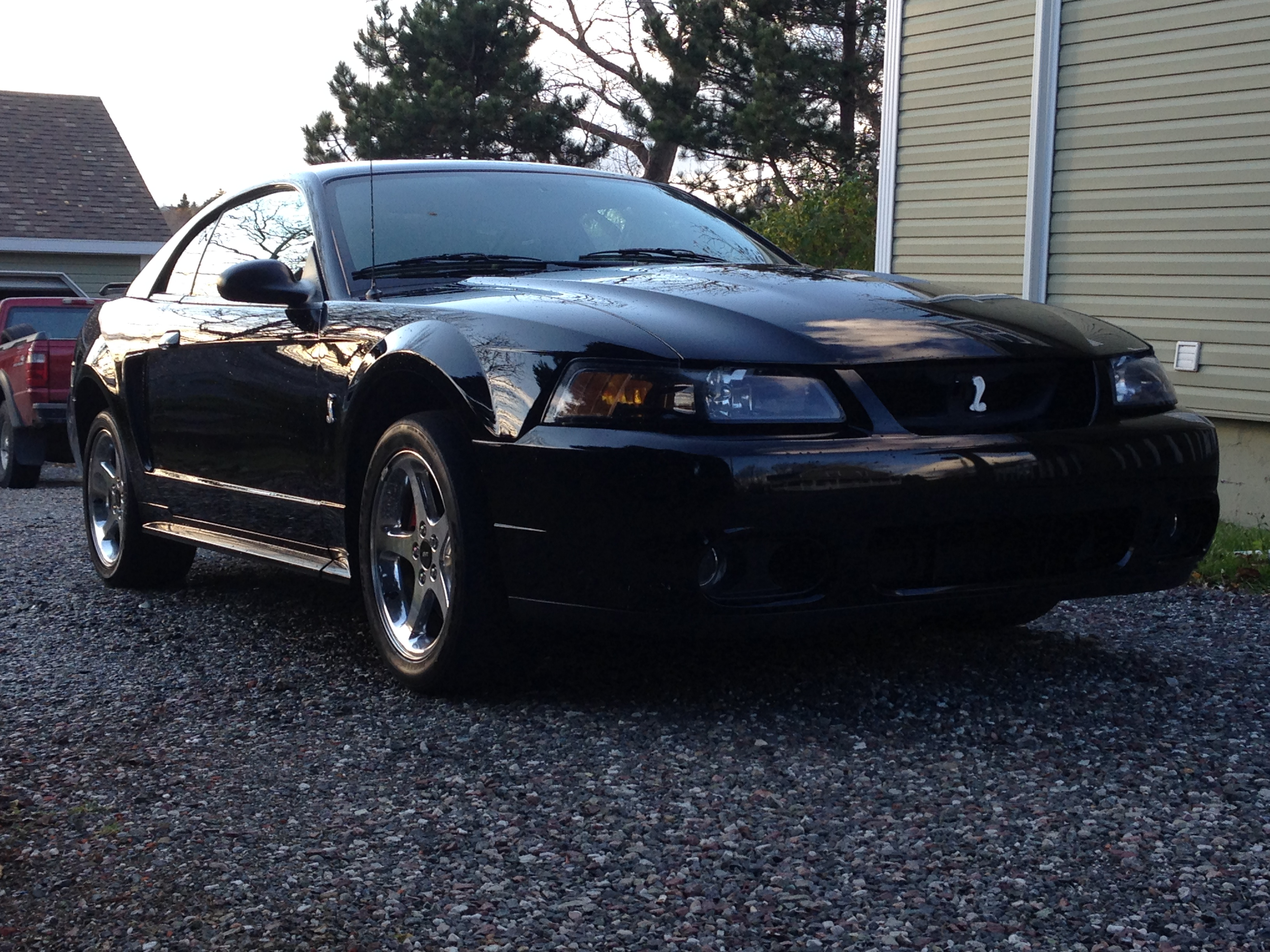 96_probe 2001 Ford Mustang