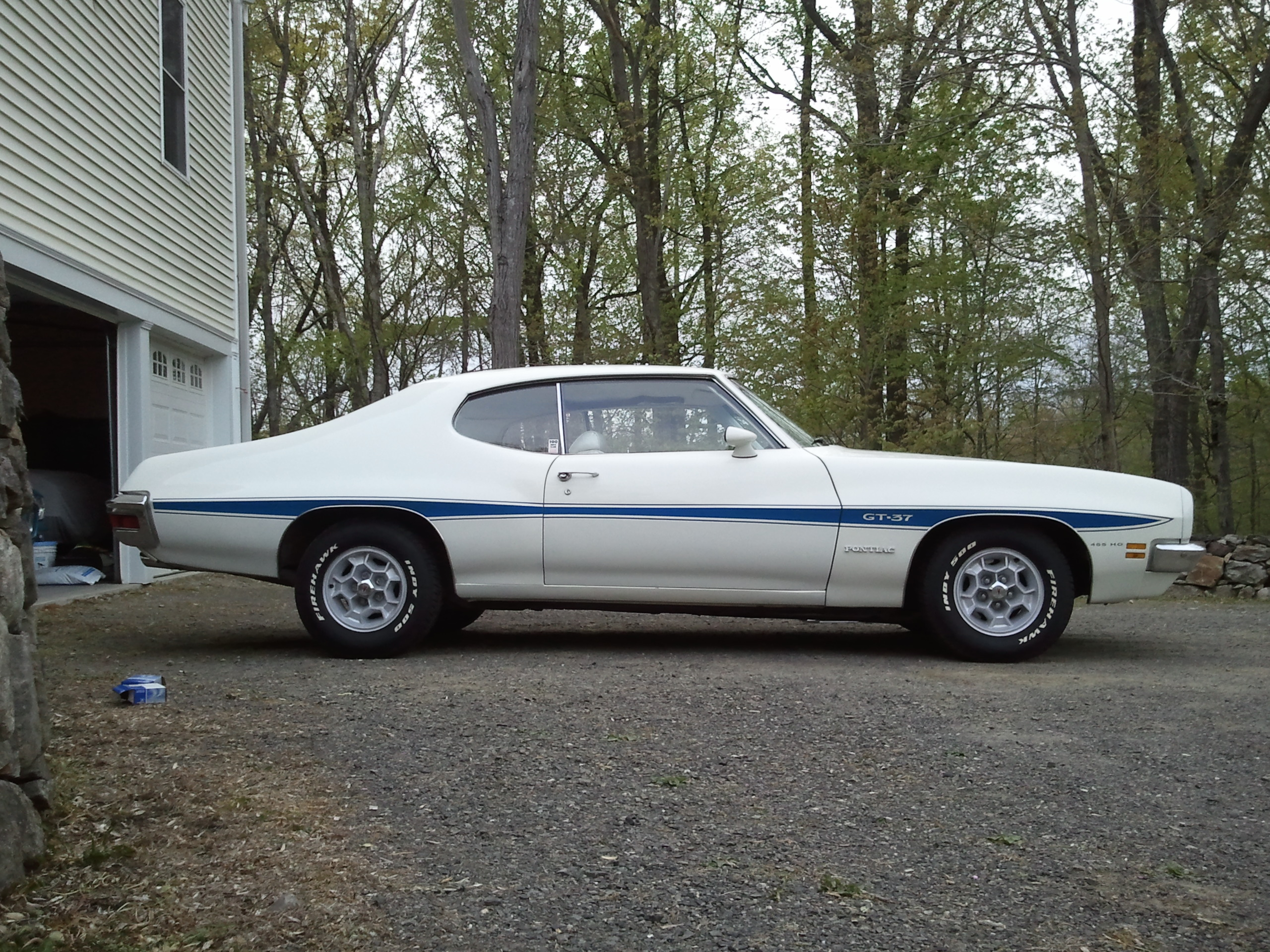 Purely Pmd 1971 Pontiac T 37 Specs Photos Modification