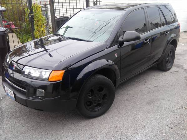 youngn b13 2003 Saturn VUE