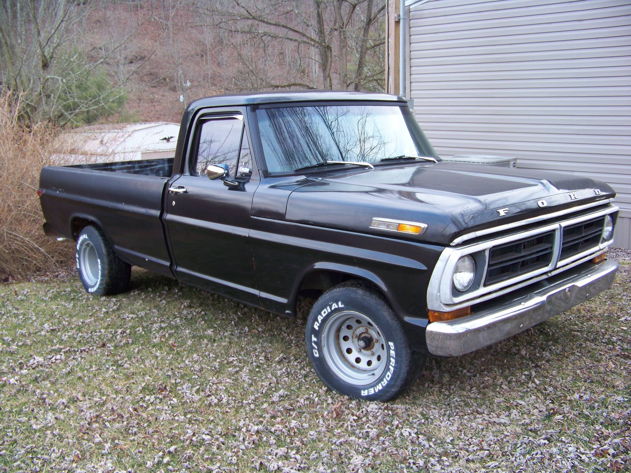 1972 Ford F150-Regular-Cab