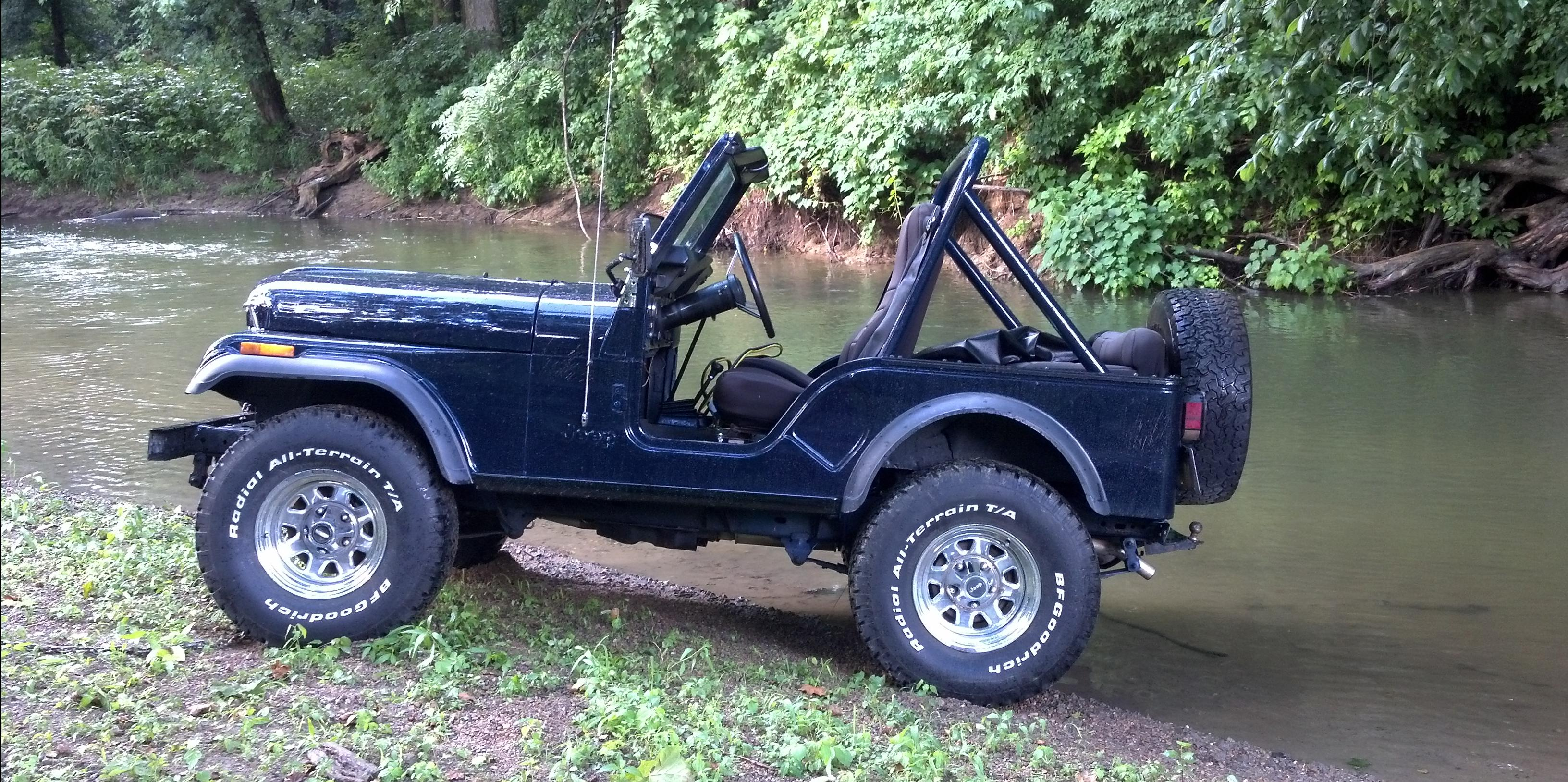 sconrad 1981 Jeep CJ5