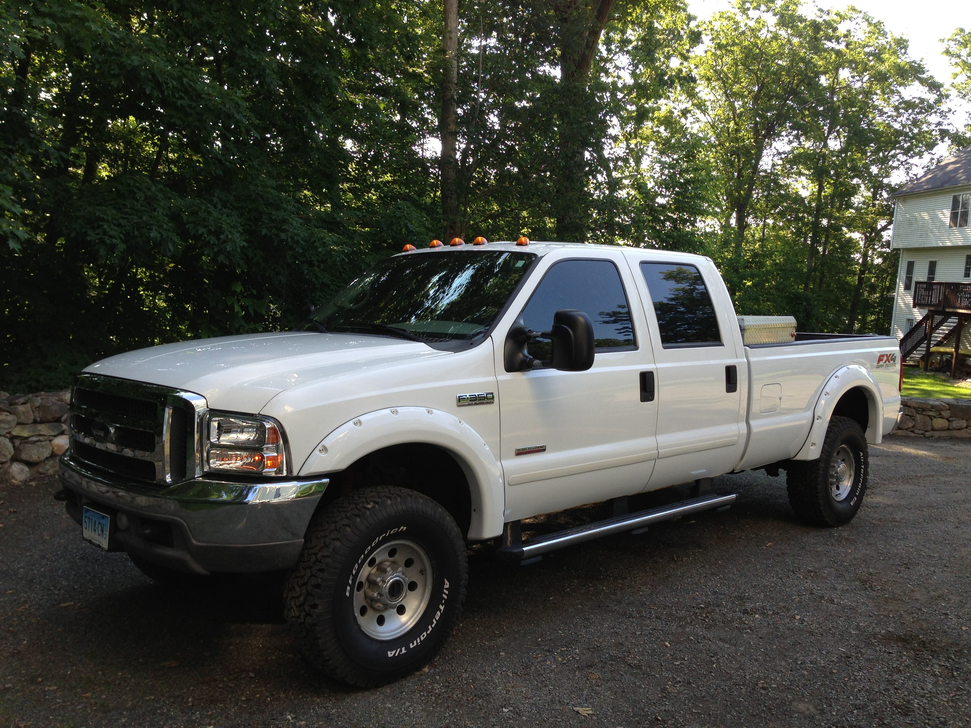 2000 Ford F350-Super-Duty-Crew-Cab