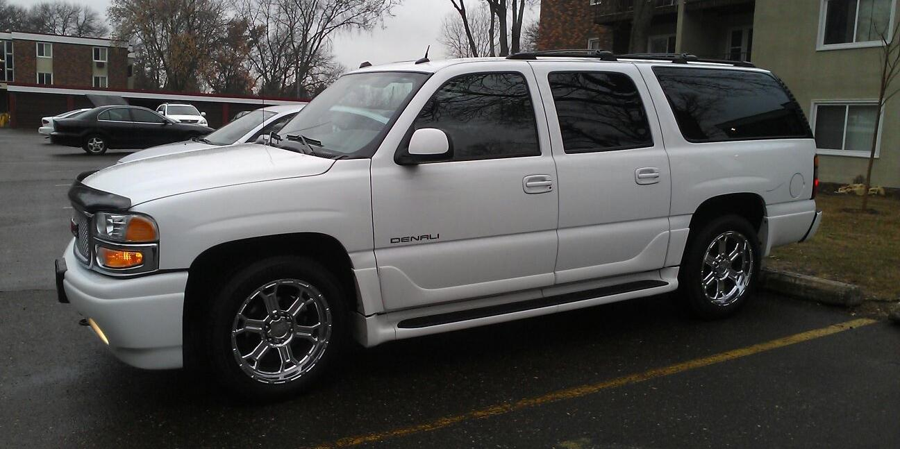 Treah Ingram's 2005 GMC Yukon-XL-1500
