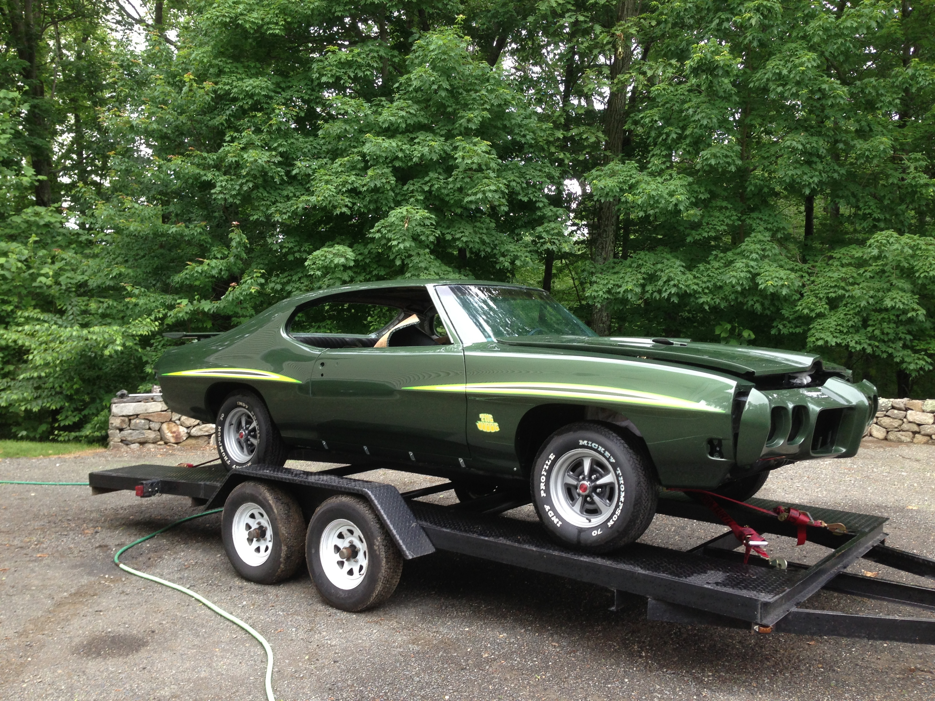 Factory Five Gtm >> Purely PMD 1970 Pontiac GTOCoupe-2D Specs, Photos, Modification Info at CarDomain