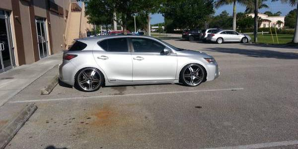 Phil Roberts's 2011 Lexus CT-200h