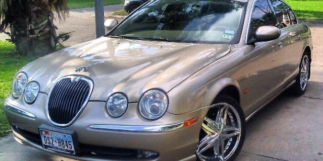 Germain03 2003 Jaguar S-Type