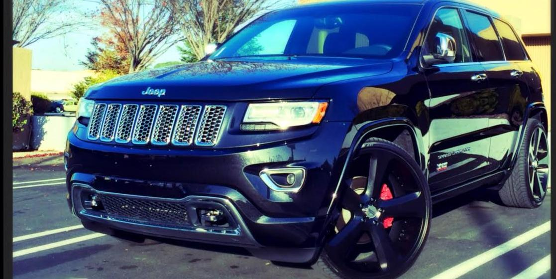 Jeefisthe1 2014 Jeep Grand Cherokee Specs Photos