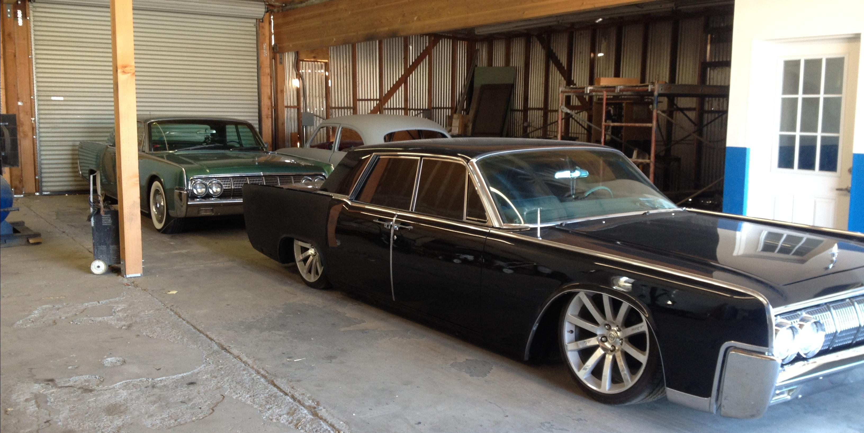 REKFIXR's 1964 Lincoln Continental