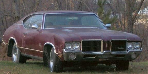 Cammer427's 1971 Oldsmobile Cutlass