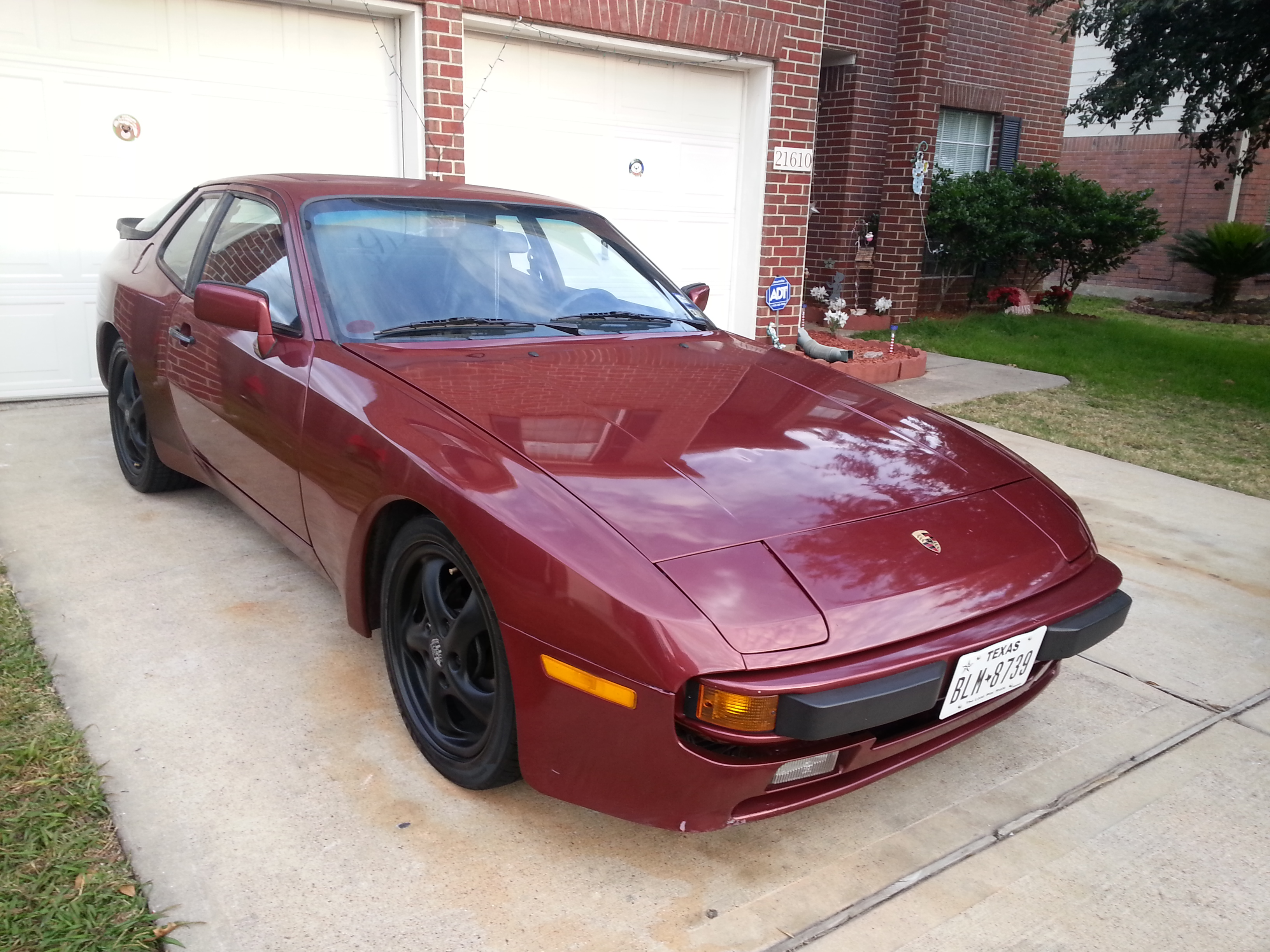 thewolf944 1985 porsche 944 specs, photos, modification info at