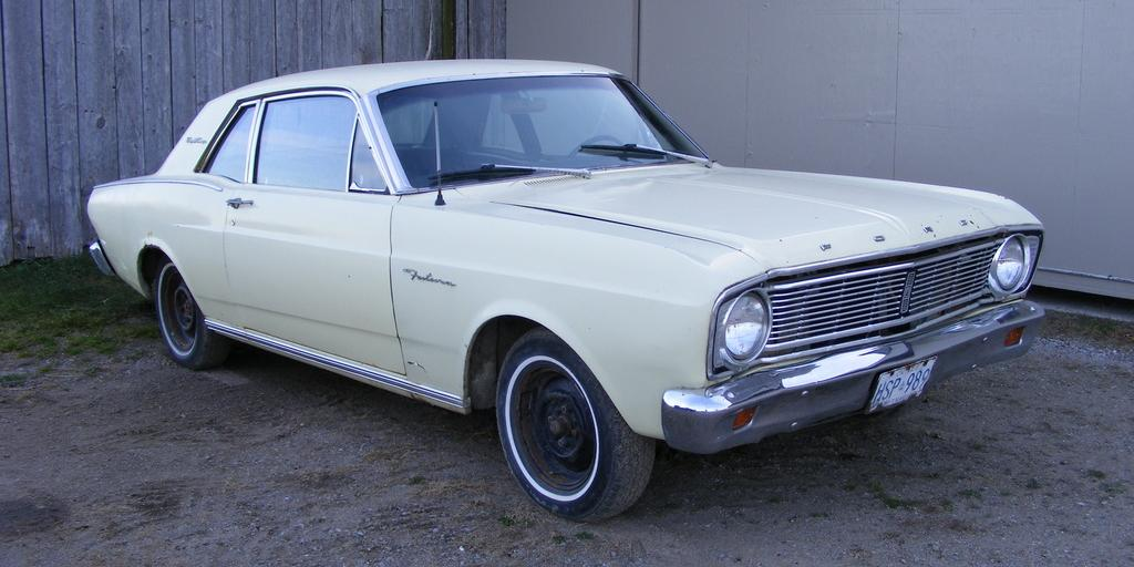 Cammer427 1966 Ford Falcon