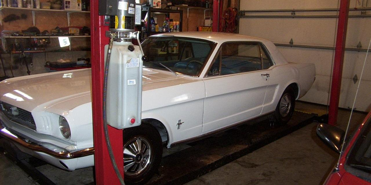 Cammer427 1966 Ford Mustang