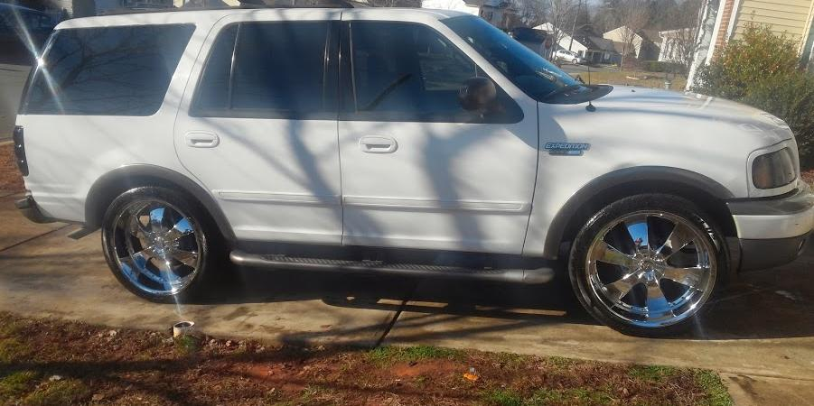 mcbrydedanny 1999 Ford Expedition