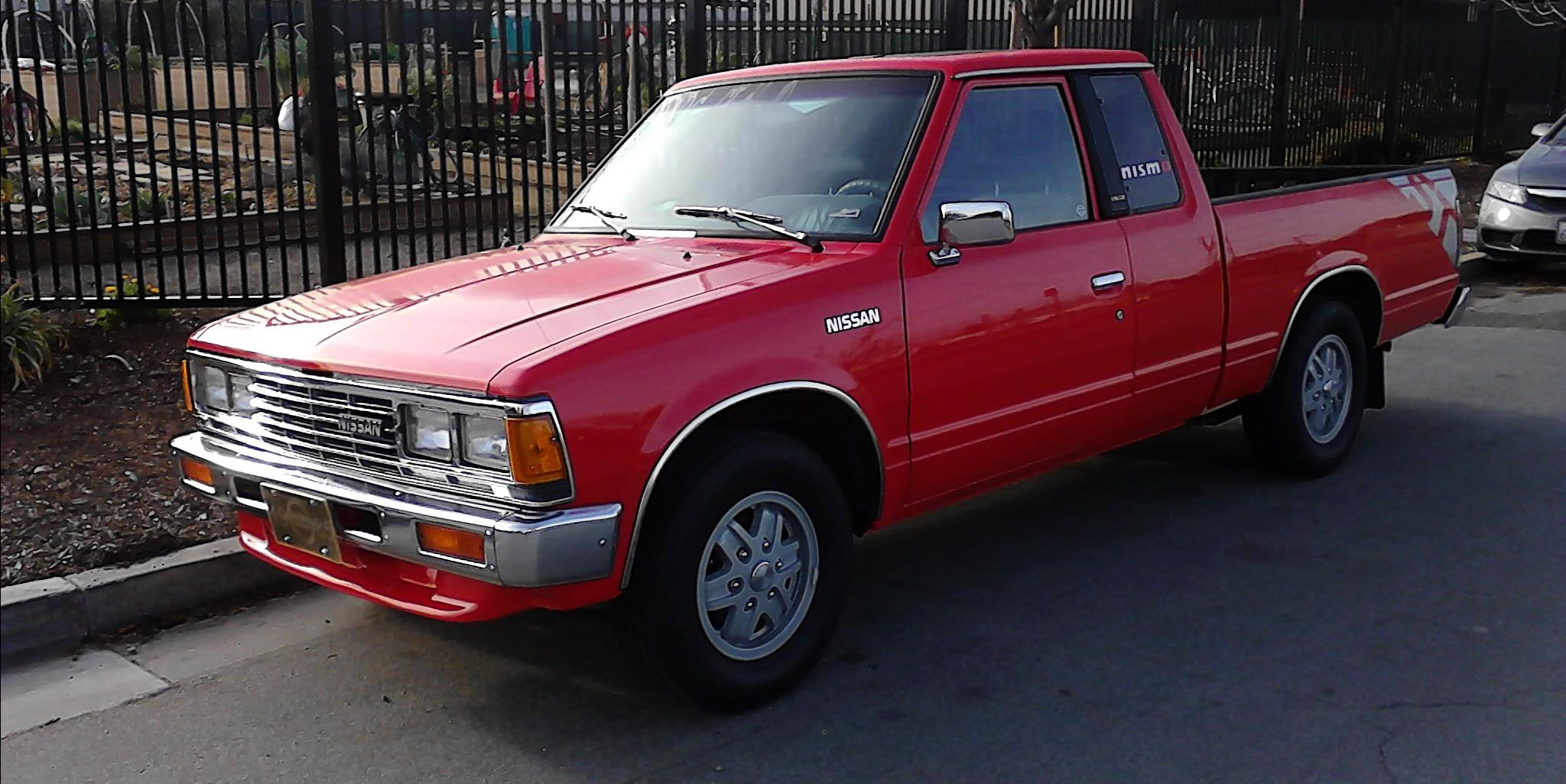 1985 Nissan 720-Pick-Up