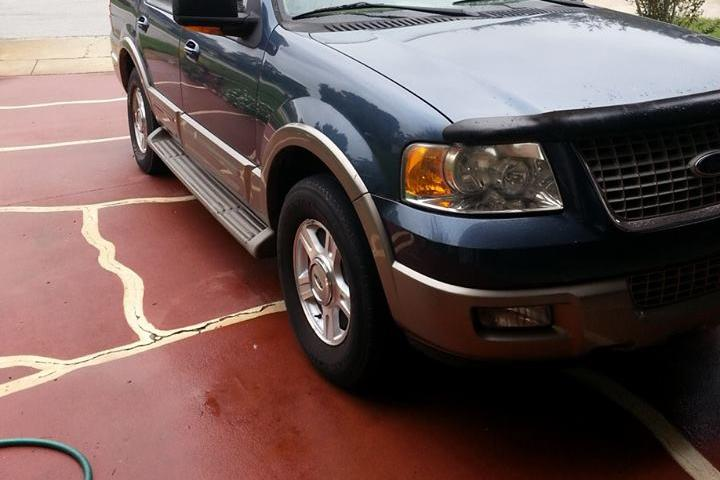 732BOIDONNIE 2013 Ford Expedition