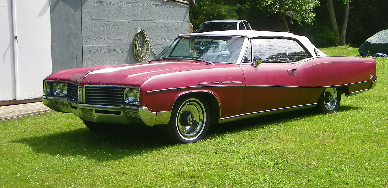 MED31ROS 1967 Buick Electra
