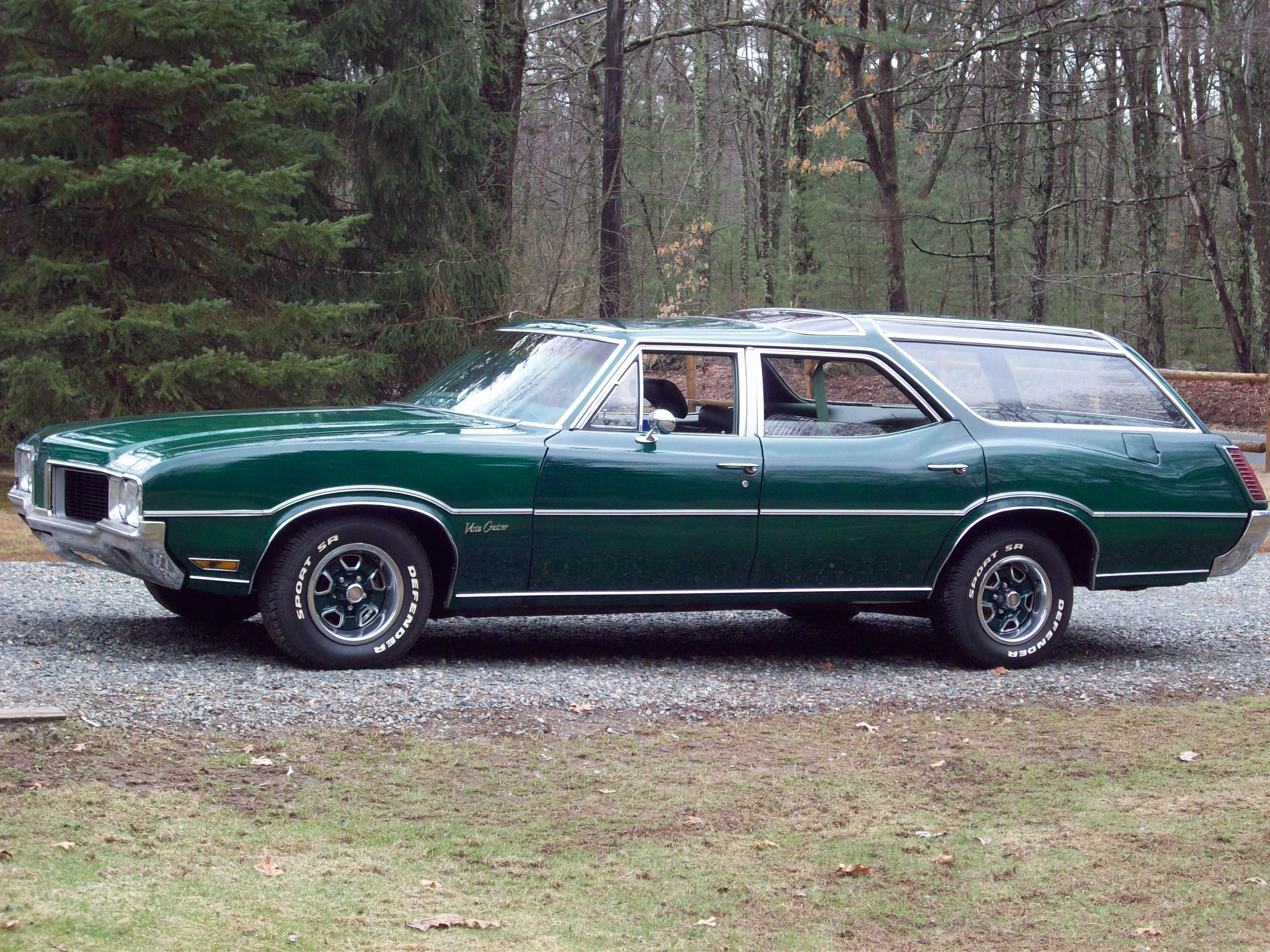 MED31ROS 1970 Oldsmobile Vista Cruiser